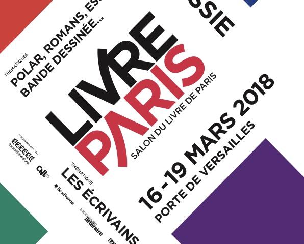 4324add4c74 Salon du livre de Paris